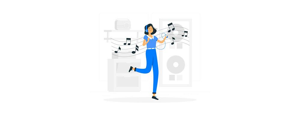 تقویت مهارت شنیداری خود به زبان انگلیسی با گوش کردن به موسیقی