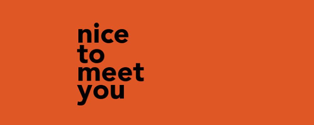 گفتن Nice to Meet You در زبان انگلیسی
