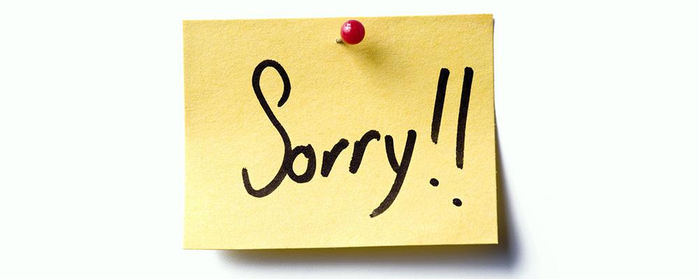 تفاوت میان fine و sorry در زبان انگلیسی