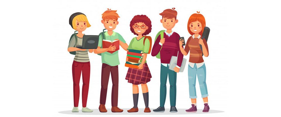 مطالعه کتابهای انگلیسیزبان برای یادگیری زبان انگلیسی