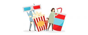 چرا من با فیلم دیدن زبان انگلیسی را یاد نمیگیرم؟؟