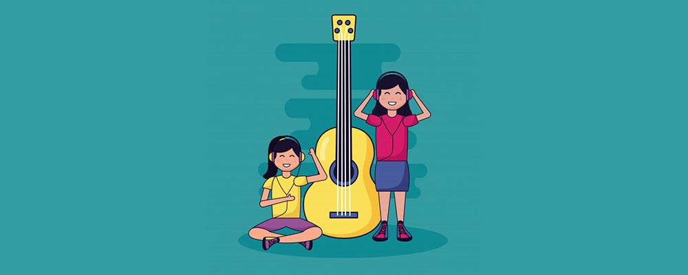 یادگرفتن زبان با کمک متن آهنگهای انگلیسی