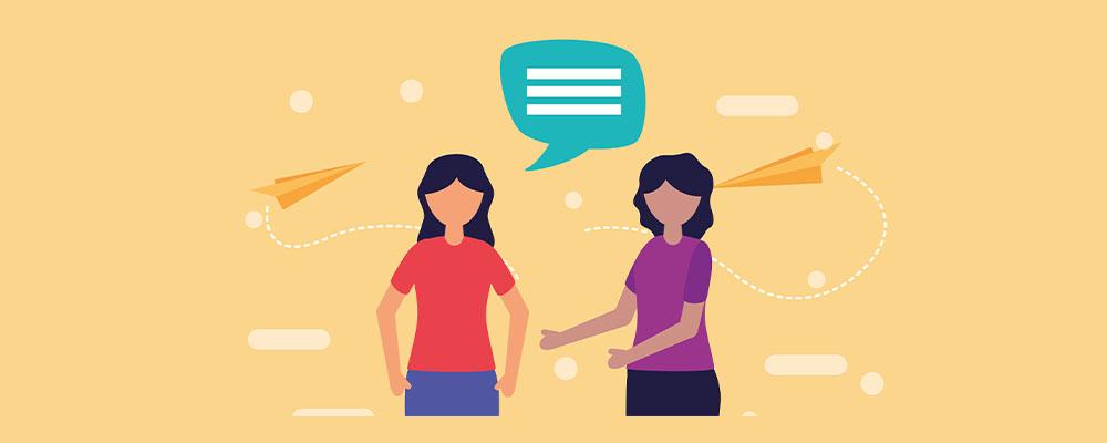 مکالمه روان و با تسلط به زبان انگلیسی