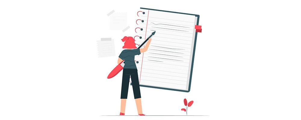 آیا میخواهید مهارتهای نوشتاری زبان انگلیسیتان را تقویت کرده و نویسنده بهتری شوید؟